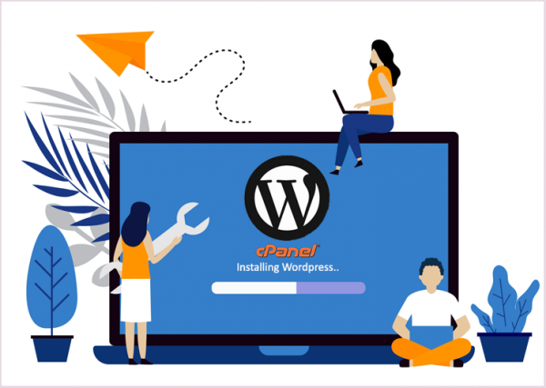 How to Install WordPress using cPanel?
