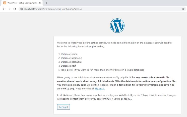 WordPress-Localhost-installation-7