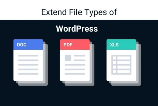 How to add additional file types in WordPress