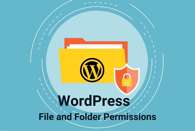How to Fix file and folder permissions problem in WordPress