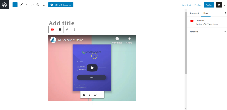 Insert-Video-In-WordPress-Blog